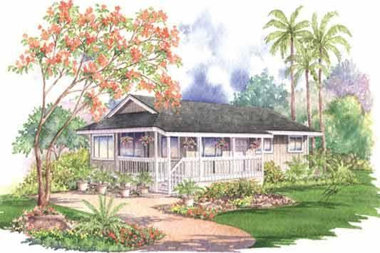 Hale Nanea Home Package Kit By Honsador 3 Bedroom Plans