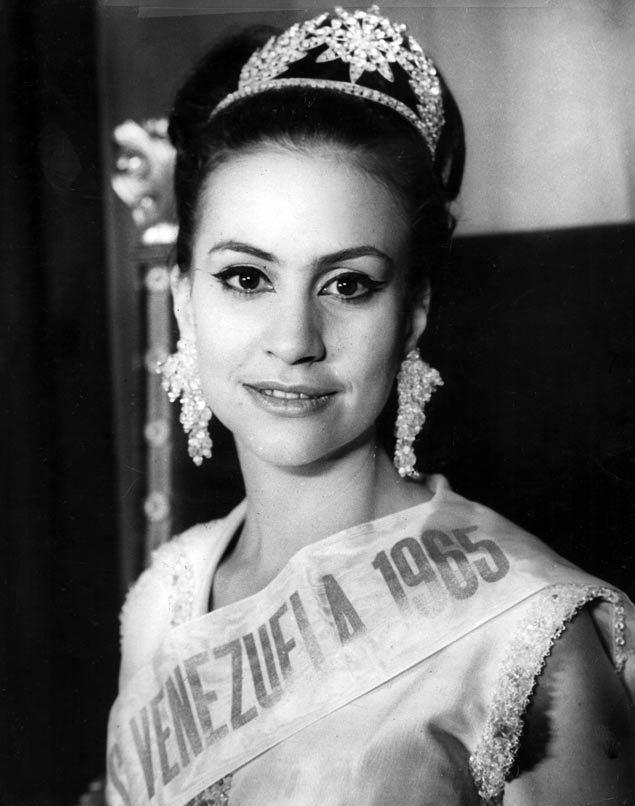María Auxiliadora de las Casas McGill - Miss Venezuela 1965 (Distrito Federal)