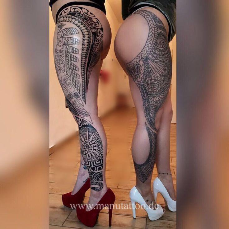 POLYNESIEN tattoo #marquesan tattoo