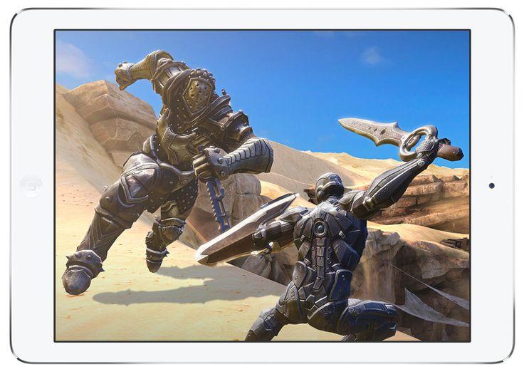 Infinity Blade III #Apple #iPadAir