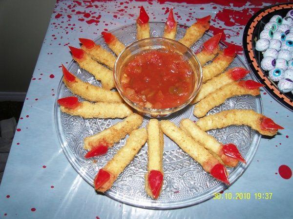 Horrorfying Halloween Foods
