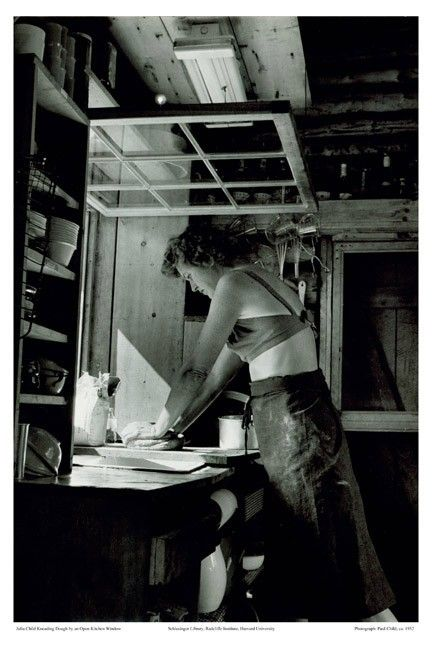 JULIA CHILD photographed by Paul Child, circa 1952    TIME cover: Nov 25, 1966  (feel free to delete the color photos if you reblog. I just wanted to show off her red hair :)