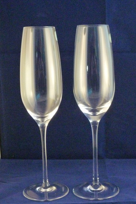 2767f248e654 Two Beautiful Tiffany   Co. Crystal Classic 9-5 8 tall w