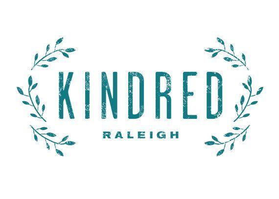 custom logo design | Kindred | Good South |  #logo #raleigh