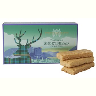 Traditional Shortbread Fingers
