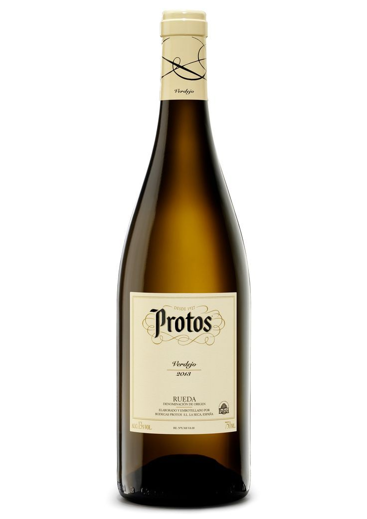 Protos Verdejo 2019 Unique Wine Glasses Personalized Wine
