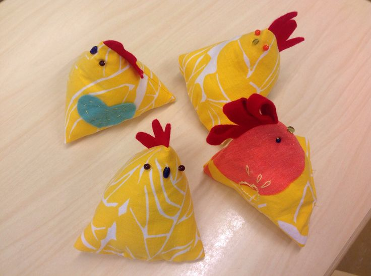 How to Sew a Hen