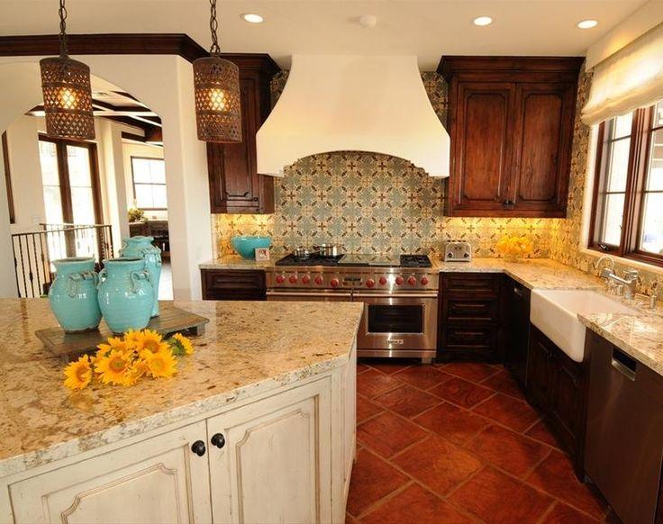 Spanish Colonial Kitchen Remodel By Hornbeck Design Partners Description From Uk