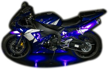 Motorcycle Bluetooth - GPS Navigation - LED Lighting - 12V Accessories