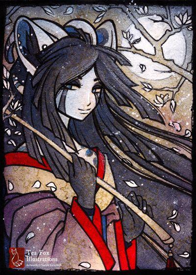Freya [Commission] by TeaKitsune.deviantart.com on @deviantART