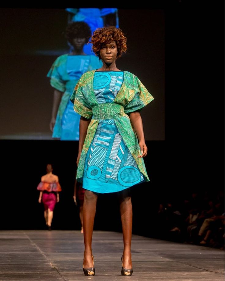 """118 Likes, 4 Comments - Babbarra Designs (@babbarradesigns) on Instagram: """"#tbt to some of our looks from the runway @darwinartfair 2016 fashion show. Hand printed and sewn…"""""""