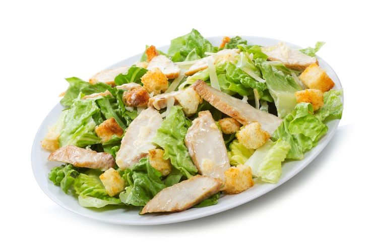 Tasteful Chicken Caesar Salad