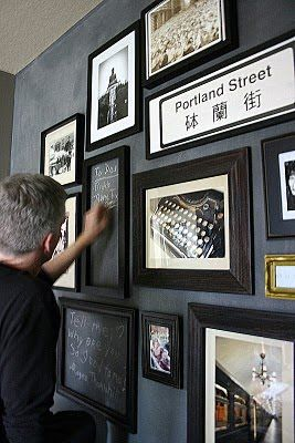 SNS 83 shows off traditional picture frames used creatively |