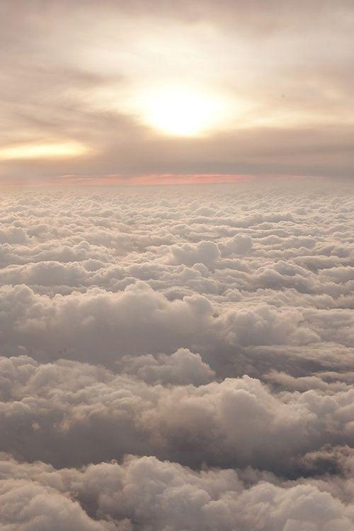Über den Himmel reisen … ein Traum. – #dream #fly … – #dream #Fly #planodefundo