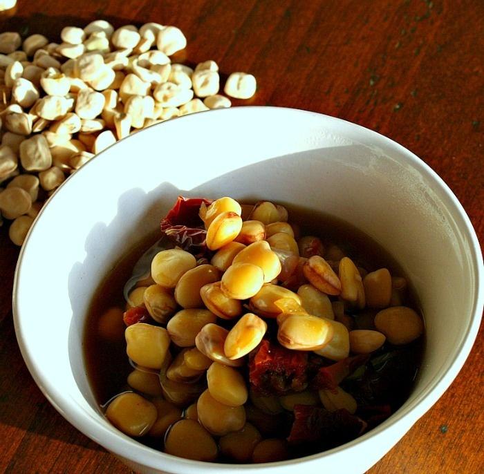 Wild chickpea soup - Zuppa di cicerchie  http://www.scoop.it/mariano-pallottini