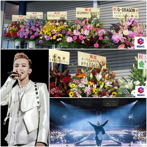 YG Entertainment and Big Bang Backs Up G-Dragon at His Japan Saitama Dome Concert  Posted by:ygfanboyinHot IssueLeave a commentG-Dragon performed in Japan, and he had nothing to fear because he had his YG crew to back him up.From April 20-21, G-Dragon held a concert in Japan′s Saitama Seibu Dome. Over 80,000 local fans were there to witness his performance.The concert shone not only with G-Dragon′s talent, but also the support from his fellow YG Entertainment label mates. Big Bang′s…
