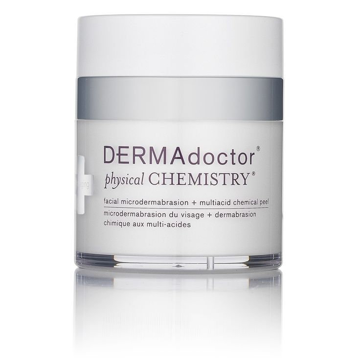 Physical Chemistry facial microdermabrasion + multiacid chemical peel | DERMAdoctor