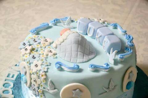 New born cake