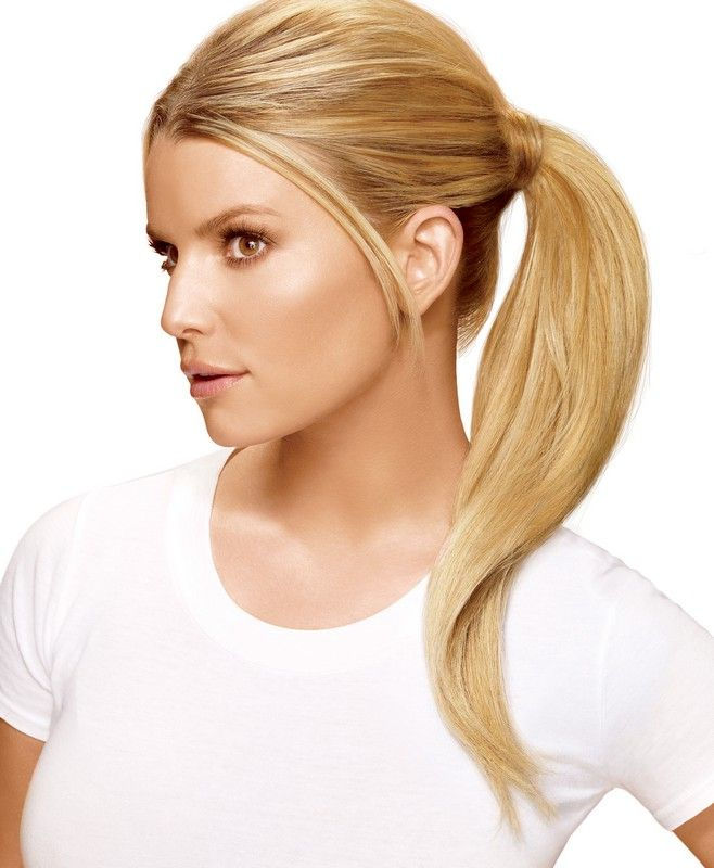 Jessica simpson hair extensions 25 layered straight