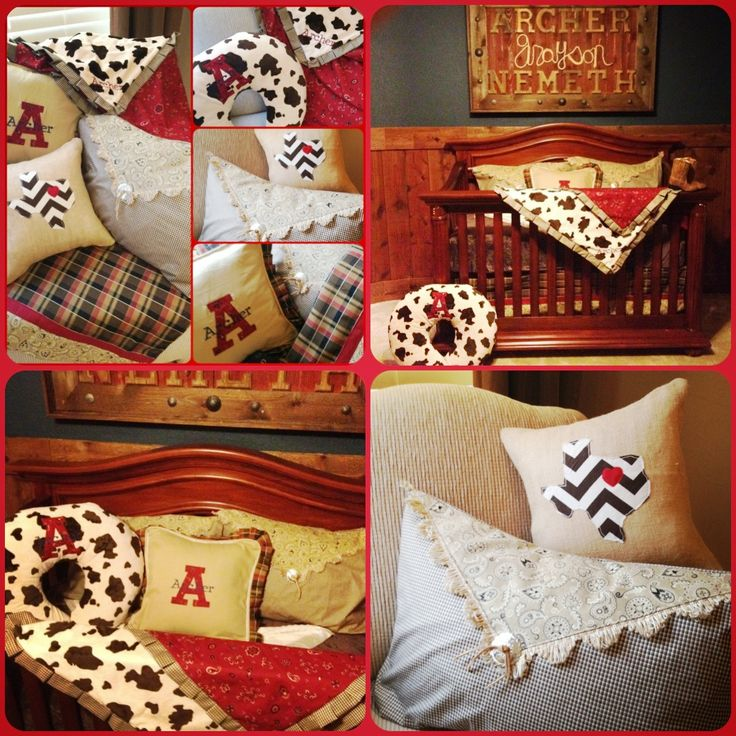 Western Baby Bedding by Southern Bliss Boutique, Frisco, TX