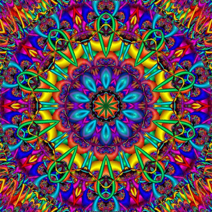 Kaleidoscope Ca: De 25+ Bedste Idéer Inden For Kaleidoscopes På Pinterest