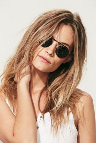 Free People Womens Rounders Sunglass