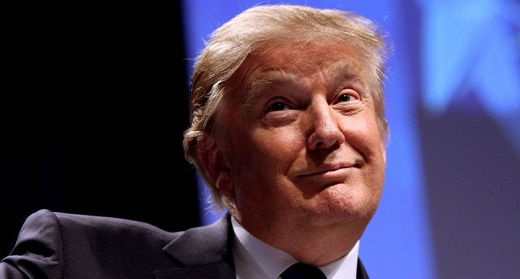 "Smug jackhole. 16 GOP presidential contender Donald Trump received a letter from a Queens, New York veterans organization asking for a donation so they could help homeless vets  What they received instead was quite different, reports the New York Daily News.  A bumper sticker reading; ""Trump – Make America Great Again."""
