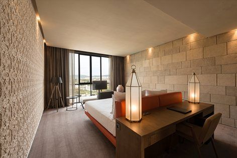 Hotel Sahrai, Fes, 2014 - Christophe Pillet