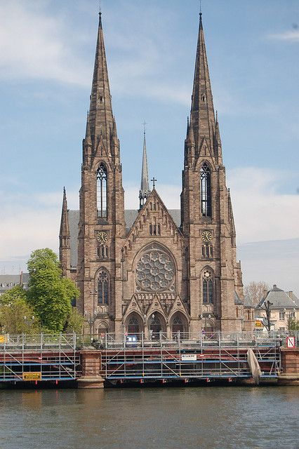 Eglise Saint Paul, Strasbourg