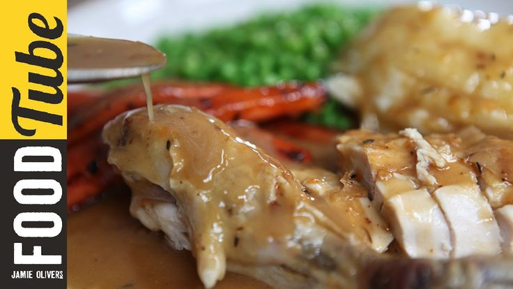 Roast Chicken Recipe | Part Two - http://quick.pw/203v #cooking #recipe #food