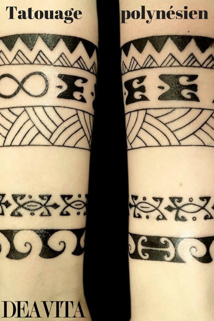 Bracelet Polynésien Tatouage à les 25 meilleures idées de la catégorie signification tatouage
