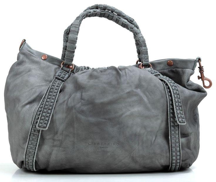 Liebeskind Stainy Studs Taja Shopper Leder 50 cm - stain-taja - Designer Taschen Shop - wardow.com