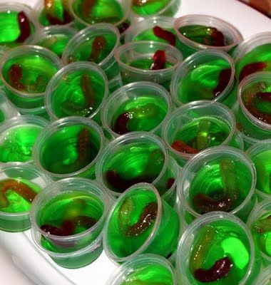 Halloween Shots    There's a Newf in My Soup!: Sous Vide debuts for our Weird Science Halloween Party & Culinary Extravaganza