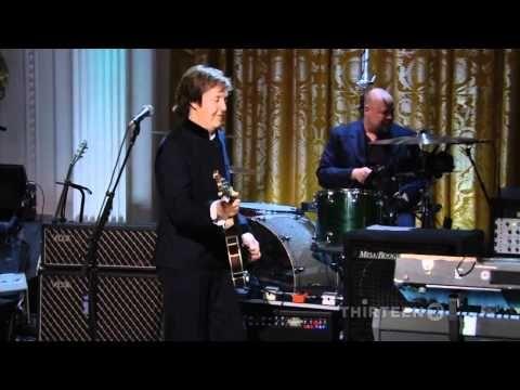 Paul McCartney & Stevie Wonder - Ebony and Ivory