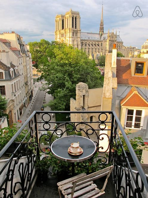 '15 Dreamy AirBnb's in Europe under $100 with a View'