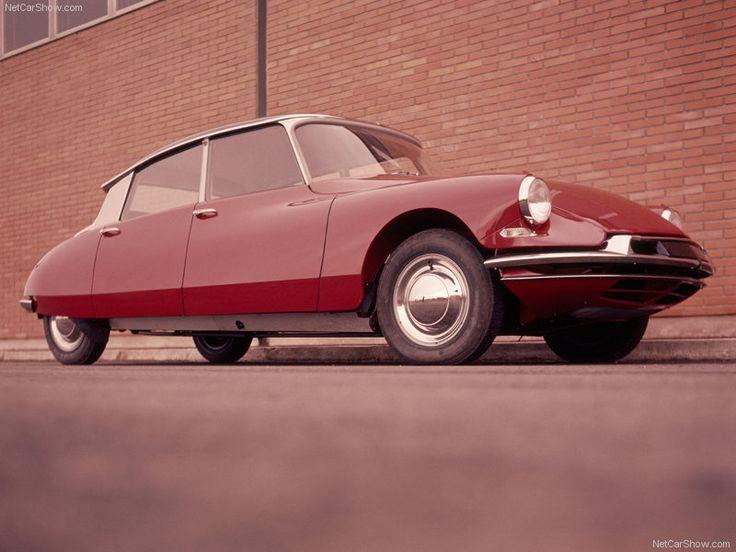 Citroen DS, 1960