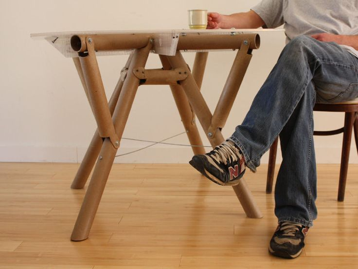 17 best images about cardboard furniture on pinterest for Where to buy cardboard tubes for craft