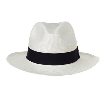 Made in Ecuador from 100% Carduvolica Palm leaves, a Panama hat is a great gift idea for your favourite teacher. Perfect for PE class or yard duty, this broad brimmed wonder will keep those harmful rays at bay. #gift #school #teacher #class #coach