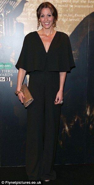 Actress Suranne Jones