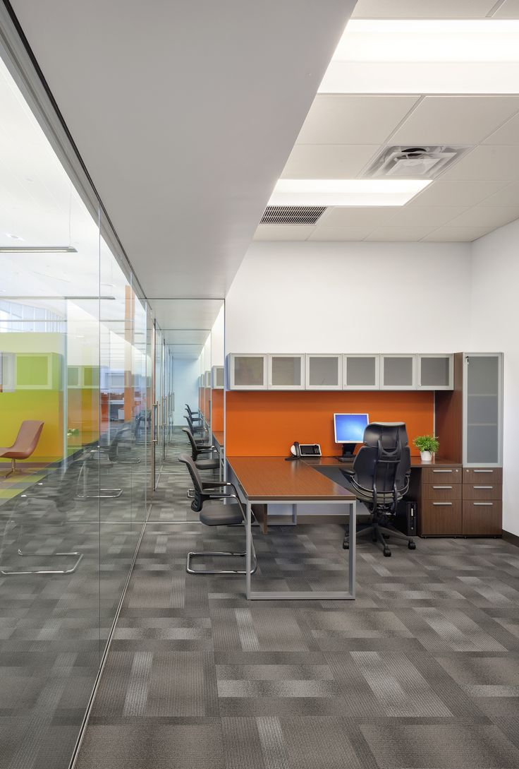 Office Space Designed By The #WM #Phoenix Team. #architecture #interior #