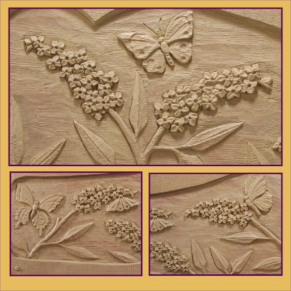 Best images about art botany woodcarving on