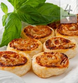 SAVOURY SCROLLS  Makes 16.  Click on the image or go to our Facebook page where we share this recipe and much, much more!