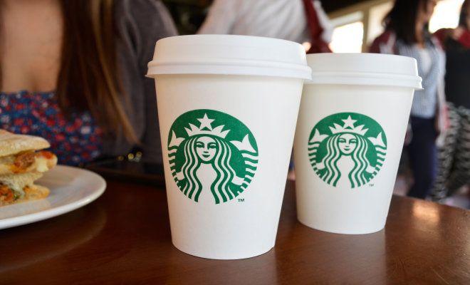 New Starbucks Dress Code Bans All the Best Bling