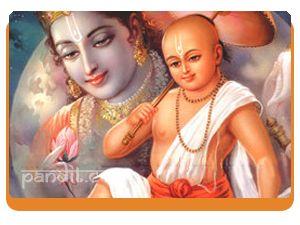 Vaman Dev Aarti by Acharya Rahul Kaushal  ------------------------------------------------------ !! ॐ जय वामन देवा,हरि जय वामन देवा !!  !! बलि रजा कें द्वारे,बलि रजाके द्वारे सन्त करे सेवा   वामन रूप अनुपम छत्र दंड शोभा,हरि छत्र दंड शोभा !!  !! तिलक भालकी मनोहर भक्तन मन मोहा  आगम निगम पुराण बतावे, मुख मंडल शोभा,हरि मुख मंडल शोभा !! http://www.pandit.com/vaman-dev-aarti/