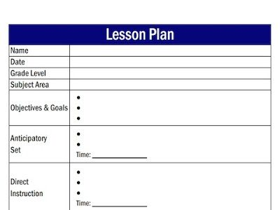 siop lesson plan 2 • recognize and identify the features of the siop model in a lesson plan • explore strategies and techniques for comprehensible input language objective.