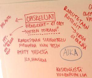 #ilmioppi: Työkumppanuus opetuksen suunnittelussa