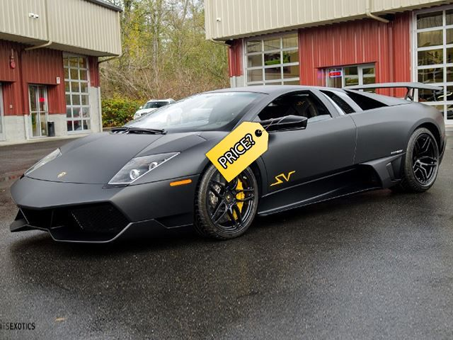 A Crazy Lamborghini With a Crazy Price Tag! If Lamborghini Murcielago got somehow boring for you, then you will be happy to know that Lamborghini has just released Murcielago LP670-4, which is more powerful and much crazier than the former Murcielago. The car is powered by a V12 engine, with a capacity of 6.5 liters, producing 661 hp.The...
