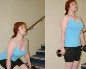 5 Simple Exercises for a Toned Tushie