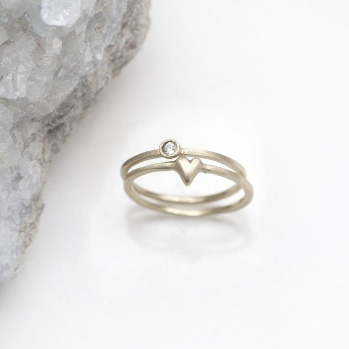 Love and loss ring - for both our babies with James birth stone - have to get ring size