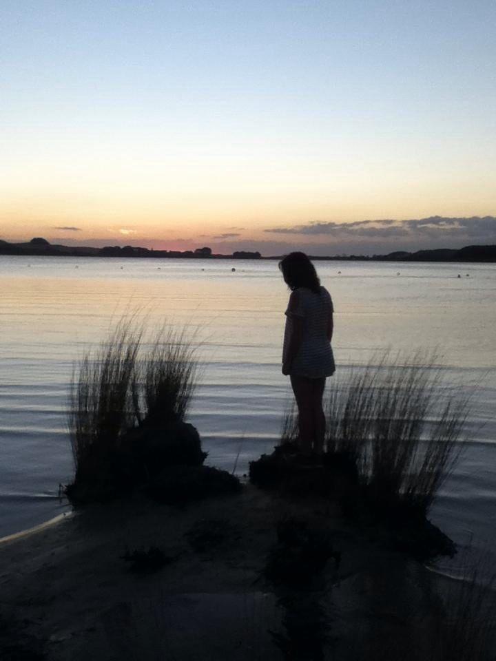Kai iwi lakes with Acacia Lord